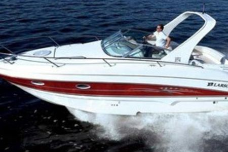 Motor Boat Larson 274 Cabrio for sale