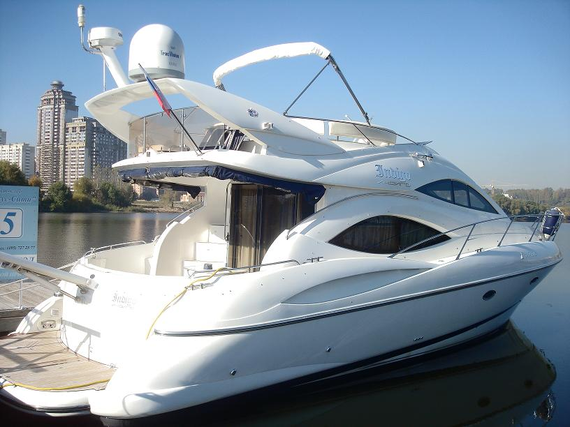 Motor Boat Sunseeker Manhattan 44 for sale