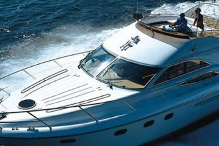 Motor Boat :Жемчужина/Princess 45 Fly for sale